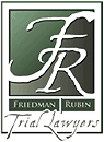 Friedman Rubin Trial Lawyers